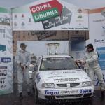 Laudicina-Pinna podio Liburna 2012