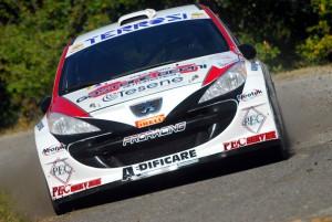 Ottima immagine per i Partner, sulla Peugeot 207 S2000