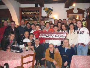 Foto di gruppo Proracing 2006