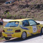 Ricca - Pugliarello Rally di Pistoia