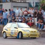 Ricca - Pugliarello Rally degli Abeti e Abetone
