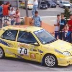 Ricca - Pugliarello Rally Continentale