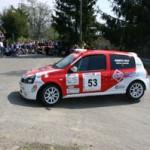 Volpi - Lunardini Rally di Pistoia