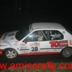 Volpi - Niccolai Rally del Carnevale