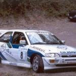 Bacci - Franchi - Rally Valdinievole