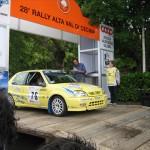 Ricca - Strucchi Rally dell'Alta Valdicecina