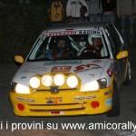 Cervelli Rally citta di Lucca