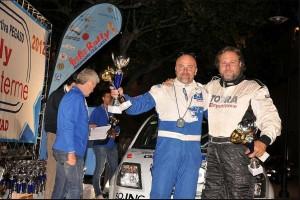 Volpi-Raugi rally Casciana 2012
