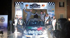 PRIMI! Bettini-Acri 1° assoluti al rally RAAB