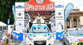 """La Proracing al rally di Lucca, il """"mundialito"""" della Toscana"""