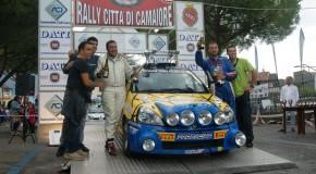 Con Fanucchi e Volpi la scuderia festeggia a Camaiore