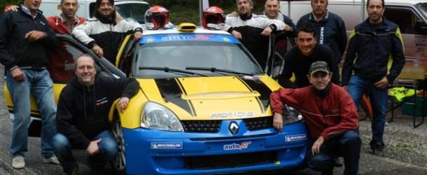 """Proracing si prepara per il rally di Sanremo con """"Borg"""""""