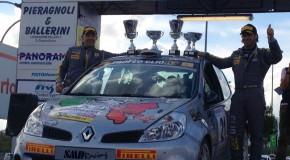 Pistoia: Bettini vince la classe e il titolo Renault!