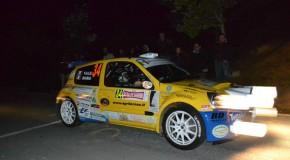 Rally Sanremo 2012: Borg è veloce ma sfortunato