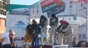 Proracing, un dominio alla Coppa Liburna 2013: vittoria e 6 vetture nei primi 10