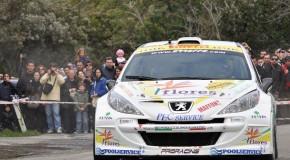 Rally Elba: Proracing manca l'acuto ma è (ancora) sul podio!