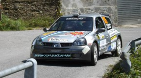 Borgogno e Barone a segno nel Rally Appennino Ligure