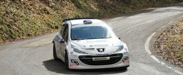 Proracing con Hankook e Senigagliesi al rally di Casciana Terme