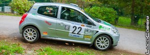 Bettini in azione al rally di Pistoia 2013