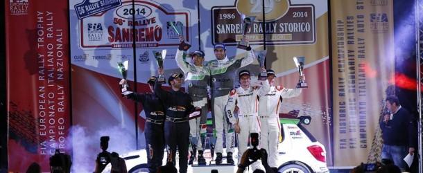 La stoccata di Perego-De Luis: Proracing sul podio di Sanremo